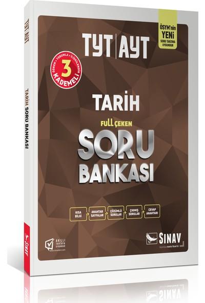 Sınav Yayınları TYT AYT Tarih Soru Bankası