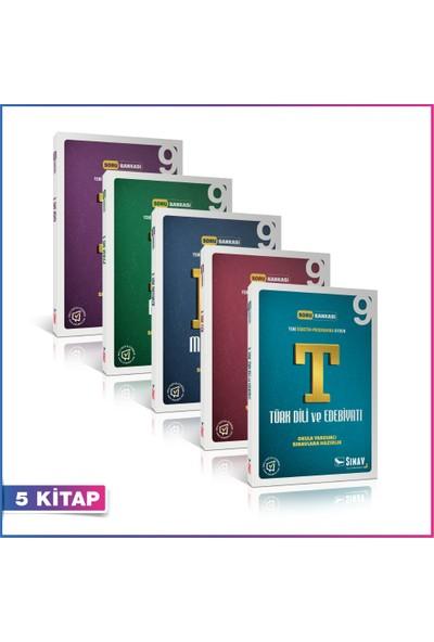 Sınav Yayınları 9. Sınıf Tüm Dersler Soru Bankası Kazandıran Set