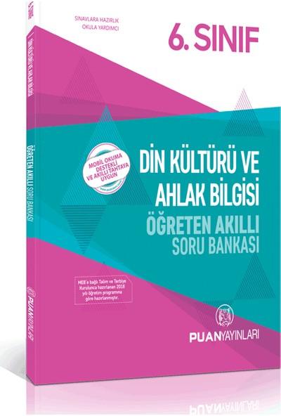 Puan Yayınları 6. Sınıf Din Kültürü ve Ahlak Bilgisi Öğreten Akıllı Soru Bankası