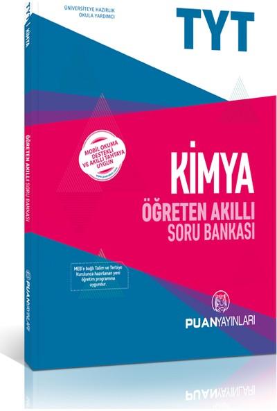 Puan Yayınları TYT Kimya Öğreten Akıllı Soru Bankası