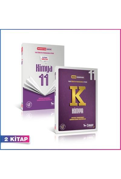 Sınav Yayınları 11. Sınıf Kimya Kazandıran Set