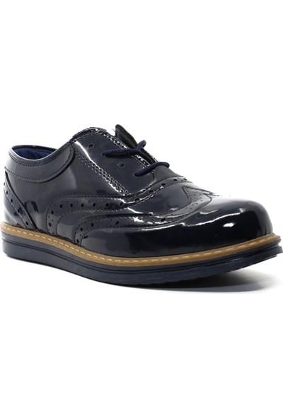 Volter 07 Bağcıklı Erkek Çocuk Ayakkabı