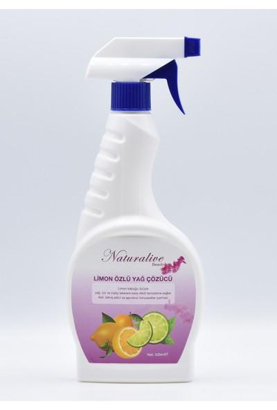 Naturalive Limonlu Yağ Çözücü
