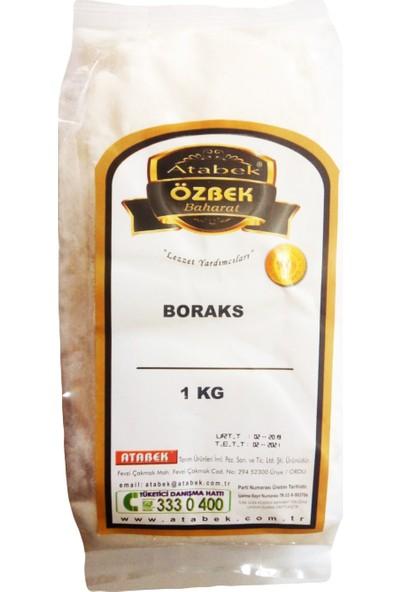 Özbek Baharat Boraks 1 Kg