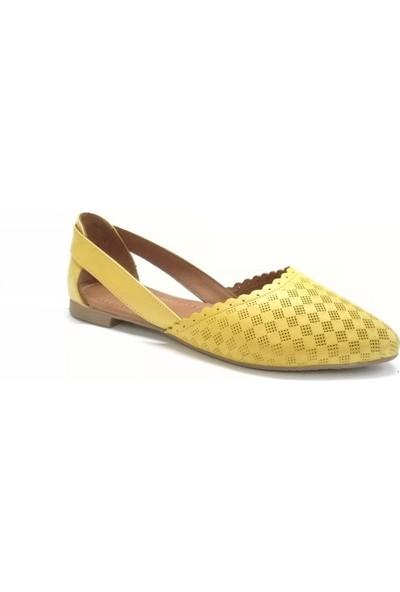 Ballerin's Kadın Sarı Babet