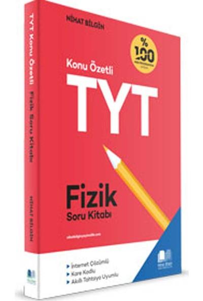 Nihat Bilgin TYT Fizik Kitabı Tamamı Çözümlü - Nihat Bilgin
