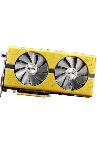 Sapphire Nitro+ AMD Radeon RX 590 Gold Edition 8GB 256Bit GDDR5 (DX12) PCI-E 3.0 Ekran Kartı 11289-07-20G