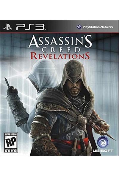 Assassins Creed Revelations PS3