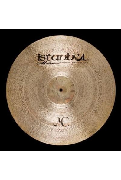 Istanbul Mehmet 18'' Mc Jazz Crash Zil