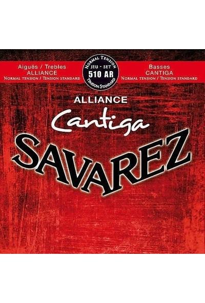 Savarez Alliance Cantiga Normal Tension Klasik Gitar Teli
