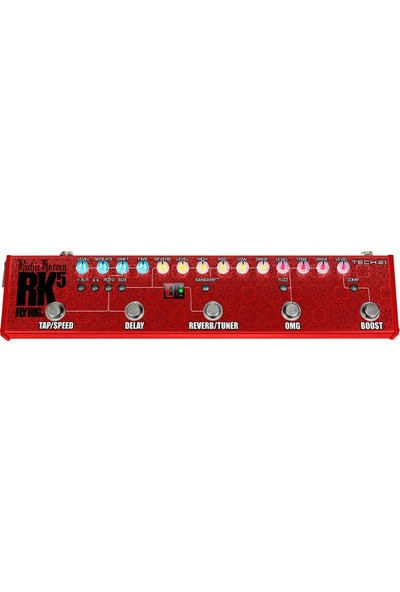 Tech 21 Rk5V2 Richie Kotzen Fly Rig Elektro Gitar Pedalı