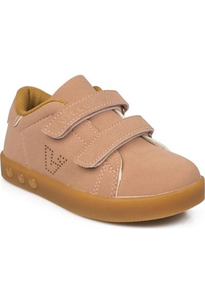 Vicco 313.B19K.102 Bebe Pudra Çocuk Spor Ayakkabı