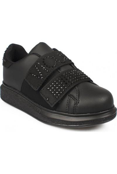 Vicco 968.F19K.228 Filet Siyah Çocuk Ayakkabı