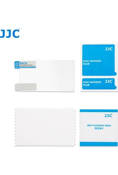 Jjc LCP-200D LCD Ekran Koruyucu Film 2'li Paket (Canon 200D, 250D, Rp)