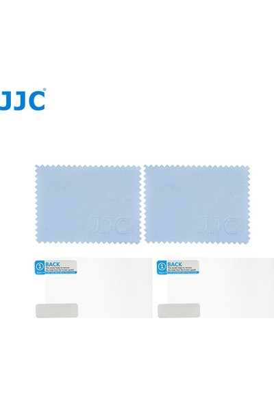Jjc LCP-1200D LCD Ekran Koruyucu Film 2'li Paket (Canon 1200D, 1300D)