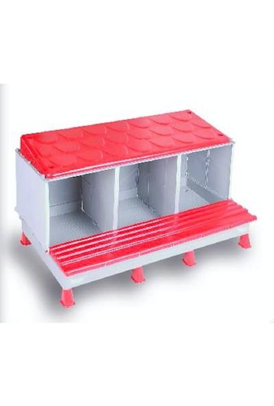 Boraninciftligi Otomatik Tavuk Folluğu 3'lü Model