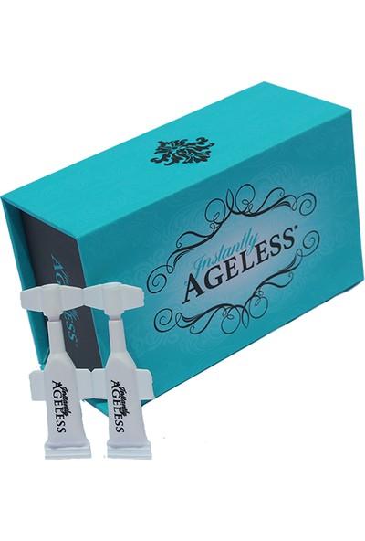 Instantly Ageless Kırışıklık ve Göz Altı Torbası Giderici Krem (25 Tüp) Full Paket