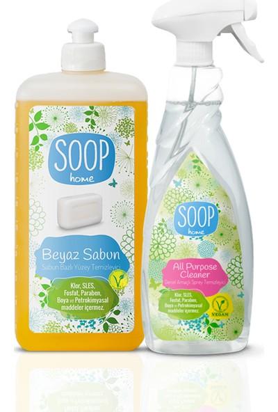 Soop Home Temizliğin Hızlı Ikilisi Paketi