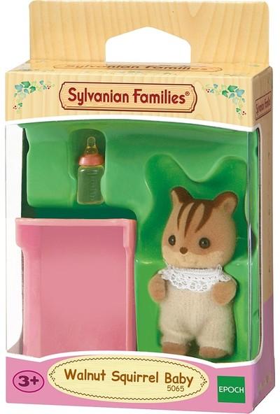 Sylvanian Families W Squirrel Baby