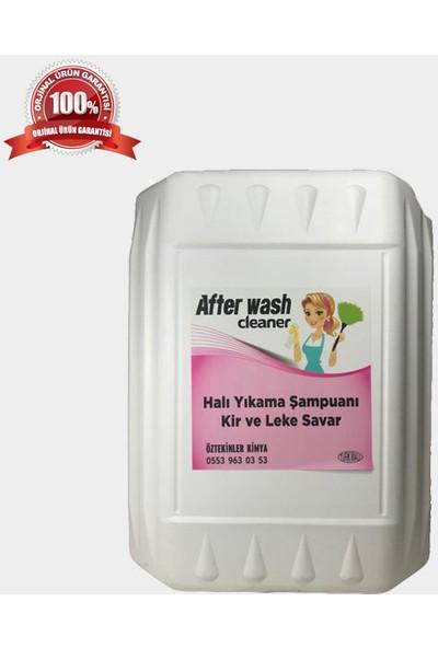 After Wash Ultra Etkili Halı Yıkama Şampuanı 30 Kg