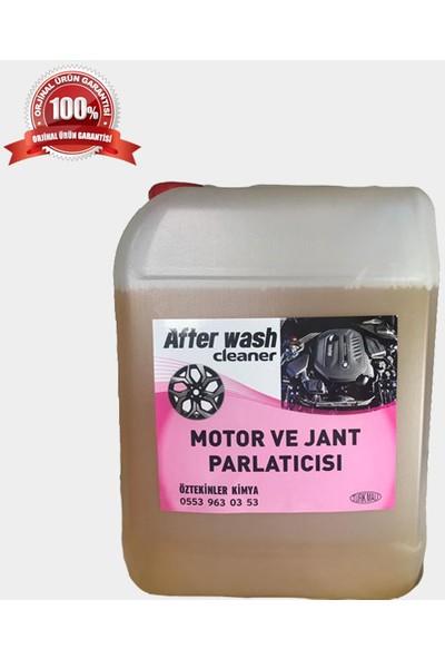 After Wash Motor Jant Parlatıcısı 5 Kg