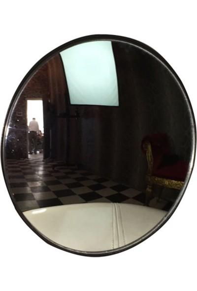 İleritrafik Dış Mekan Güvenlik Aynası 30 cm Dar Alanlara Özel Geniş Açılı