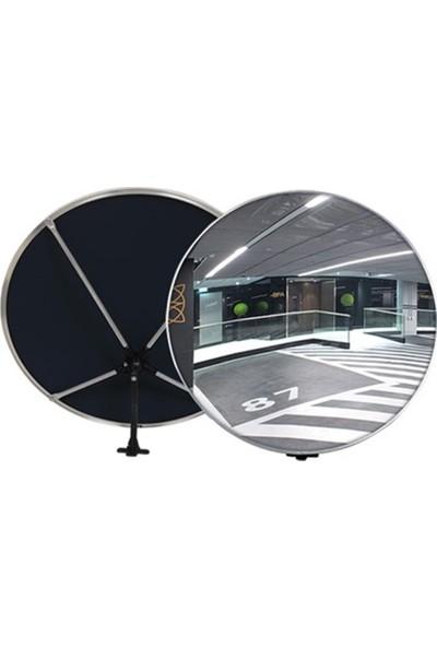 İleritrafik İç Mekan Güvenlik Aynası 50 cm