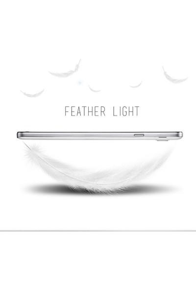 Cupcase Asus Zenfone 2 (ZE551ML) Kılıf Desenli Silikon Kapak + Nano Glass Cam - Never Quit