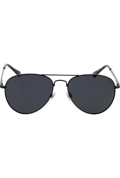 Della Pianto PX3064 Siyah Damla Modeli Polarize Erkek Güneş Gözlüğü