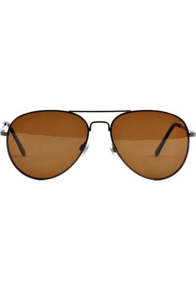 Della Pianto PX3064BRWN Damla Model Polarize Erkek Güneş Gözlüğü