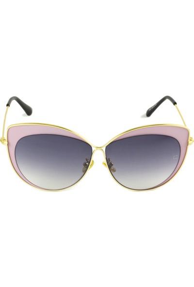 Zolo Eyewear 10627 PİNK Kadın Güneş Gözlüğü