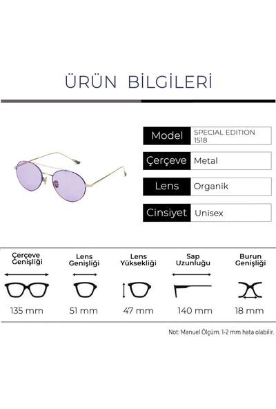 Zolo Eyewear SPECİAL EDİTİON 6003 Kadın Güneş Gözlüğü
