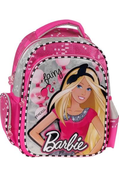 Barbie 86202 Pembe Kız Çocuk Okul Çantası
