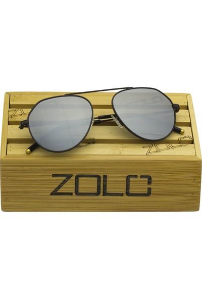 Zolo Eyewear M1134 Mirror Polarize Unisex Güneş Gözlüğü