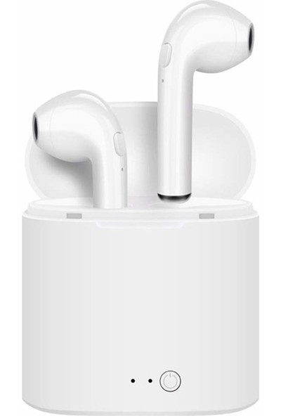 TWS i7 Universal Mini Bluetooth Kulakiçi Mikrofonlu Kulaklık