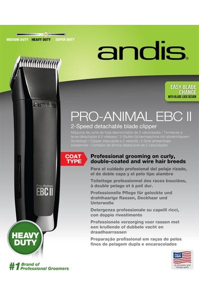 Andis Pro-Animal Ebc II Köpek Tıraş Makinesi
