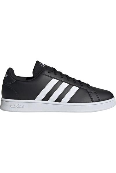 Adidas Grand Court Base Erkek Günlük Ayakkabısı Ee7900