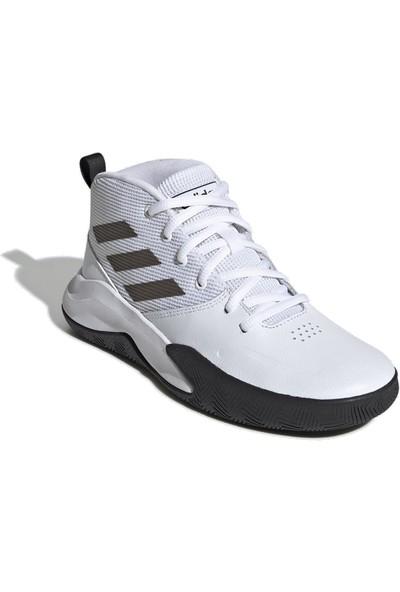 Adidas Ownthegame K Wide Çocuk Basketbol Ayakkabısı Ef0310