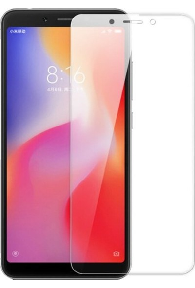 Cayka Xiaomi Redmi 6/6A 5D Nano Ekran Koruyucu