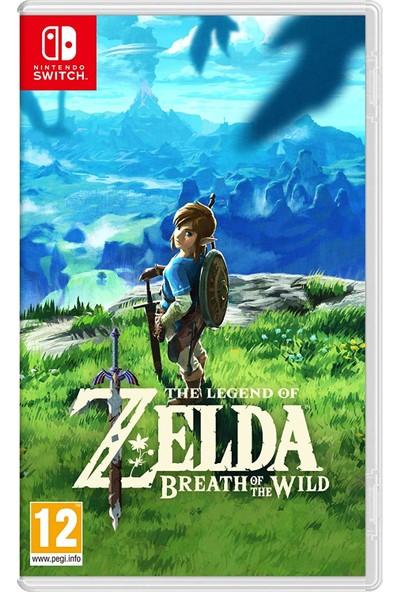 Nitendo Swich Zelda