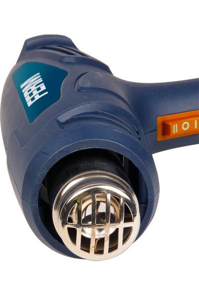Ferm Power Ham1015 Sıcak Hava Tabancası 2000W