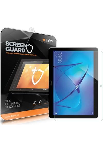 "Dafoni Huawei T3 10"" Tempered Glass Premium Tablet Cam Ekran Koruyucu"