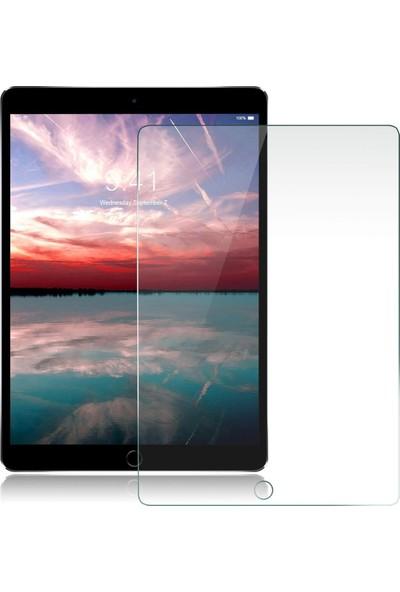Eiroo Apple iPad 9.7 6. Nesil 2018 Tempered Glass Tablet Cam Ekran Koruyucu