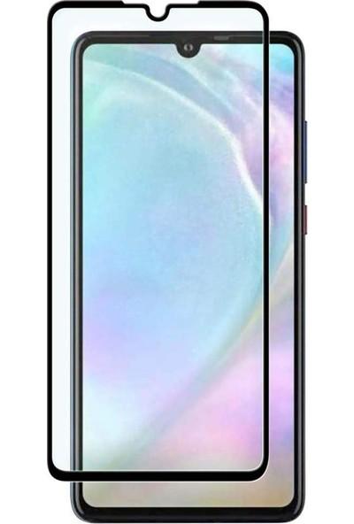 Eiroo Huawei P30 Curve Nano Glass Cam Ekran Koruyucu