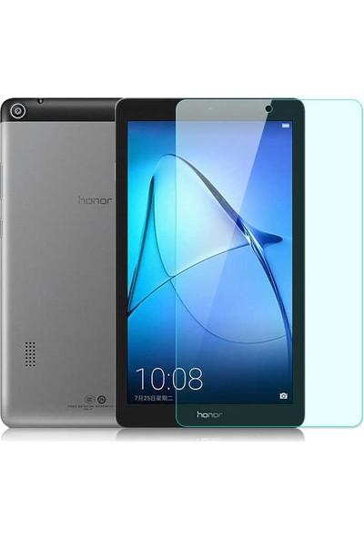 "Eiroo Huawei T3 7"" Tempered Glass Tablet Cam Ekran Koruyucu"
