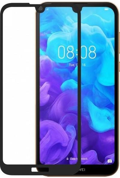 Eiroo Huawei Y5 2019 Curve Nano Glass Cam Ekran Koruyucu