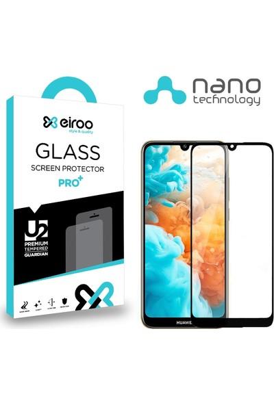 Eiroo Huawei Y6 2019 Curve Nano Glass Cam Ekran Koruyucu