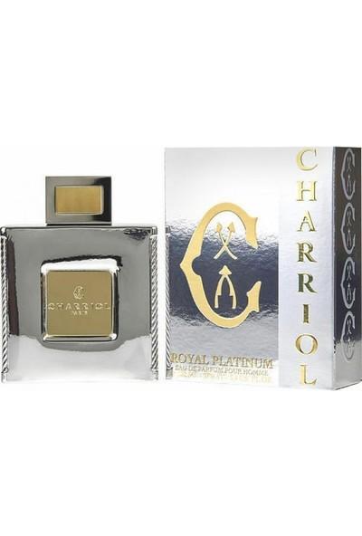 Charriol Royal Platinum For Men 100ML Edp Erkek Parfüm