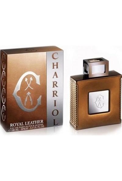 Charriol Royal Leather Edp Pour Homme 100ML Erkek Parfüm