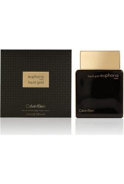 Calvin Klein Euphoria Liquid Gold Edp 100ML Erkek Parfüm